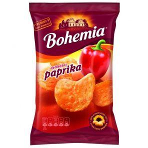 CHIPS Bohemia 77g paprika