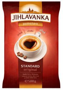 Káva JIHLAVANKA 500g mletá