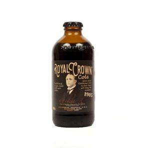 Royal Crown Cola classic 0,25l sklo